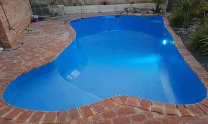 Bể bơi sau nâng cấp