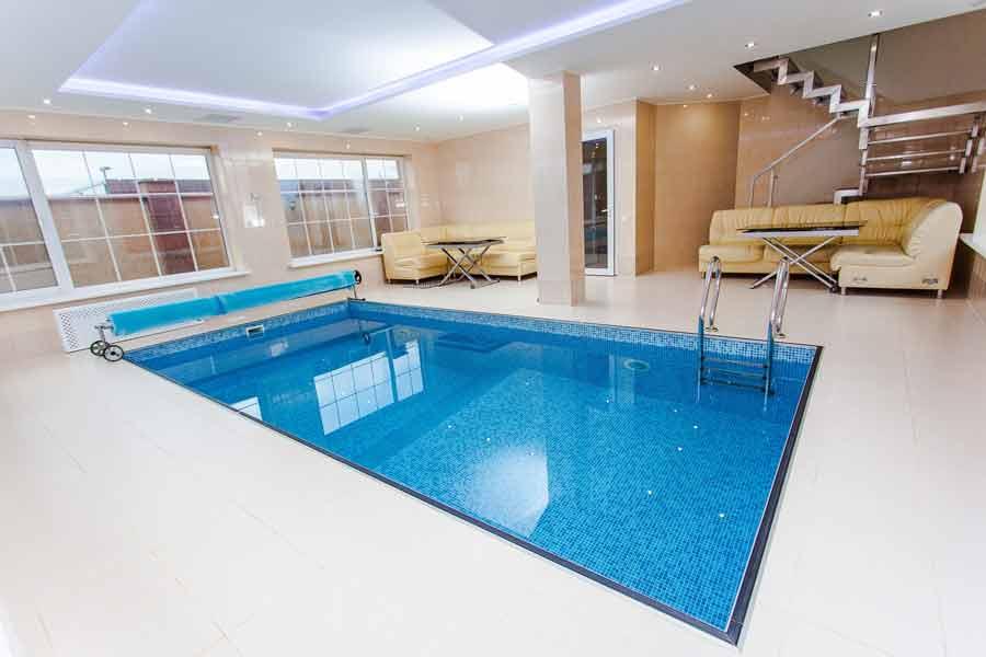 Thiết kế thi công xây dựng hồ bơi trong nhà