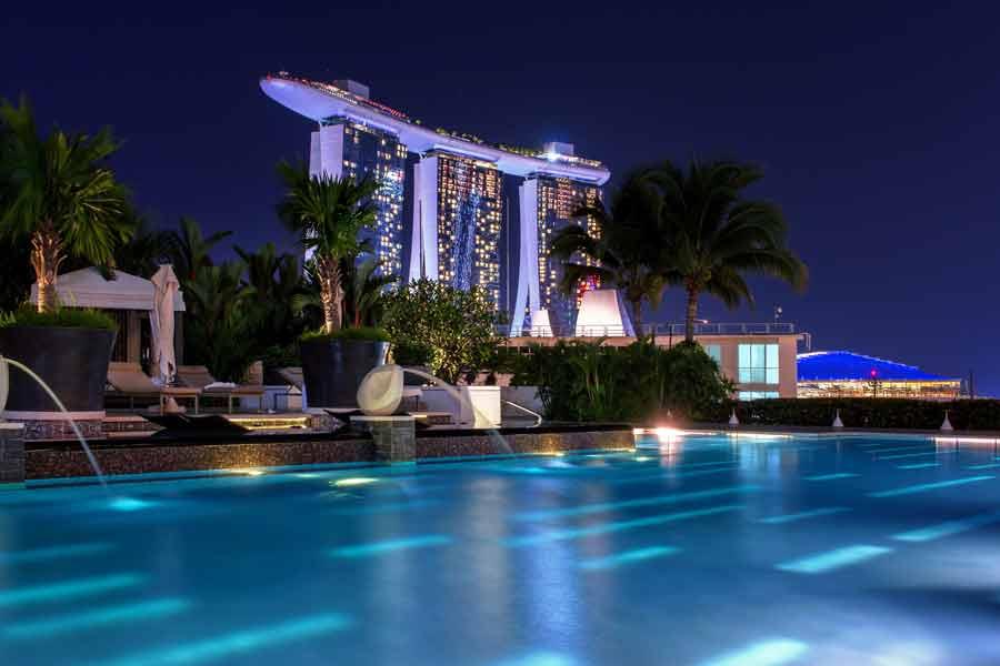 Thiết kế xây dựng hồ bơi Phú Quốc - Kiên Giang